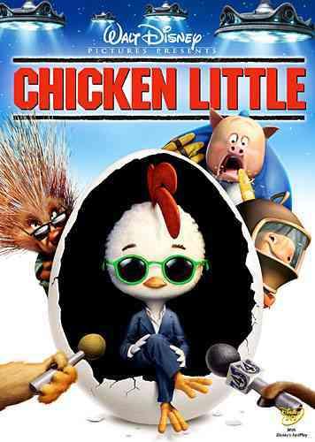 CHICKEN LITTLE BY BRAFF,ZACH (DVD)